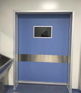 长乐X光室铅门