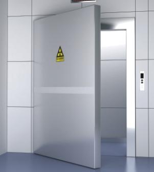 长乐射线防护铅门
