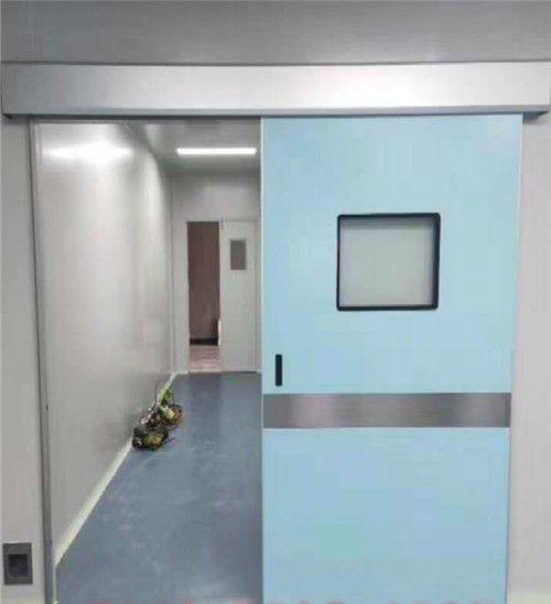 防辐射铅板门