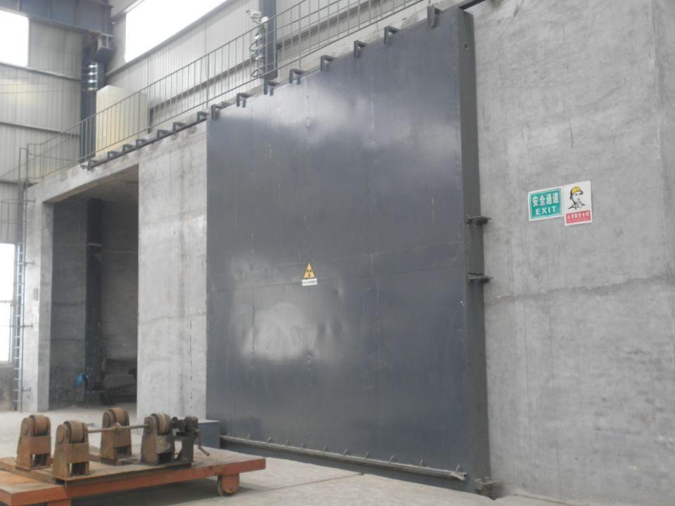 工业探伤铅门